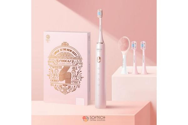 Умная зубная электрощетка SOOCAS X3U Limited Edition