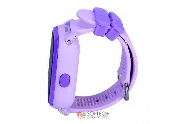 Детские часы-телефон с GPS трекером DF25