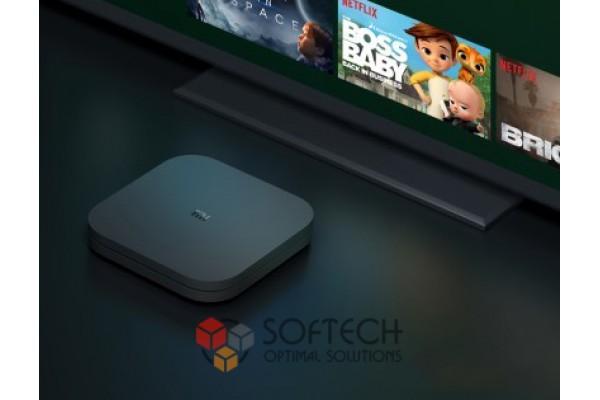 ТВ-приставка Xiaomi Mi Box S (2+8) EU
