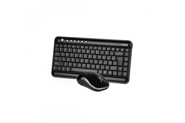 Клавиатура и мышь A4tech 3300N Wireless