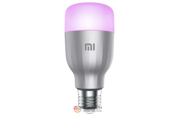 Wi-Fi лампочка Xiaomi Mi LED Smart Bulb