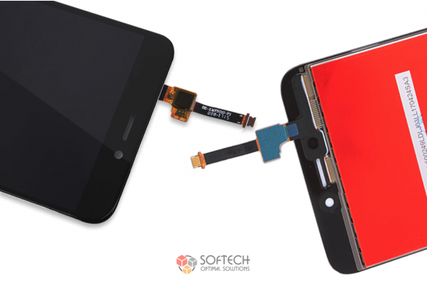 Сбор (сенсор+дисплей) Xiaomi Redmi 4x