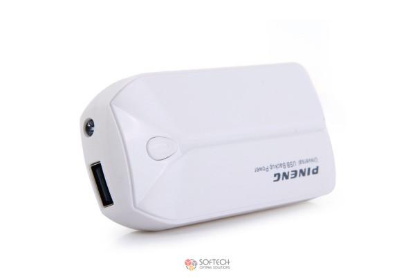 Внешний аккумулятор Pineng PN-915 5000mAh