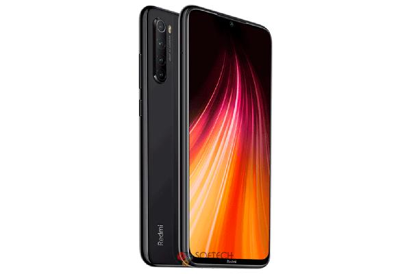 Смартфон Xiaomi Redmi Note 8T (3+32) EU