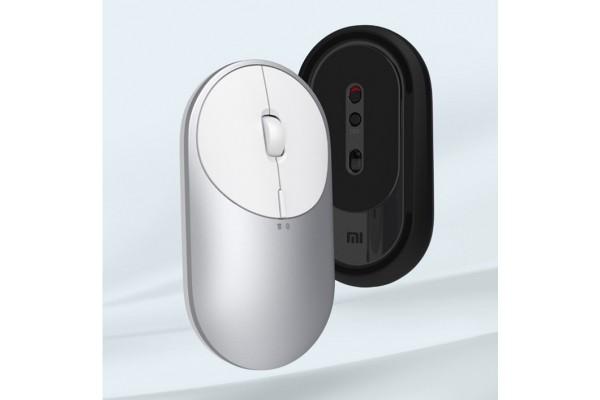 Беспроводная мышь Xiaomi Mi Portable Mouse 2
