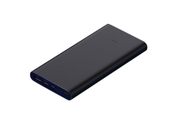 Внешний аккумулятор Xiaomi Mi Power Bank 3 10000 mAh USB-Type-C