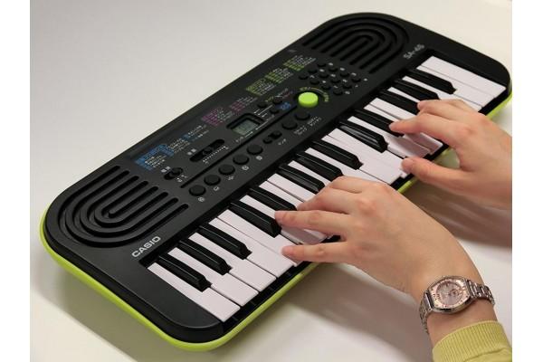 Детский синтезатор Casio SA-46
