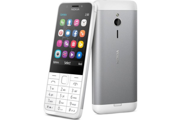 Кнопочный телефон Nokia 230 DS