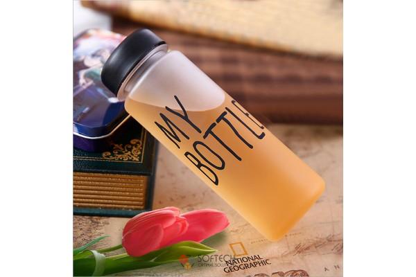 Бутылка для воды My bottle 480ml