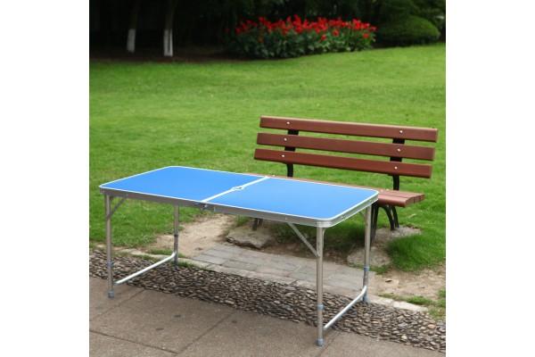Алюминиевый складной стол