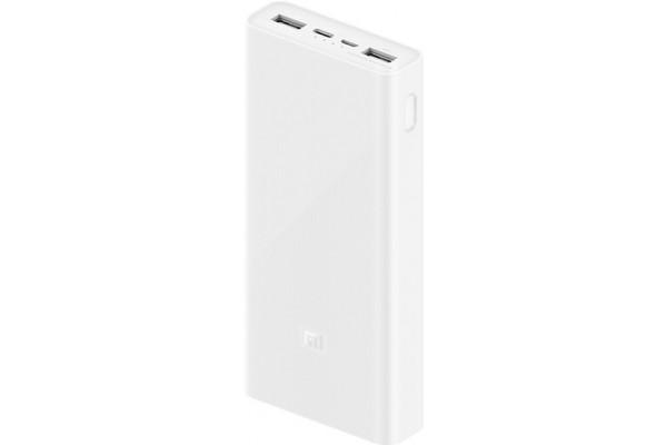 Внешний аккумулятор Xiaomi Mi Power Bank 3 20000 mAh