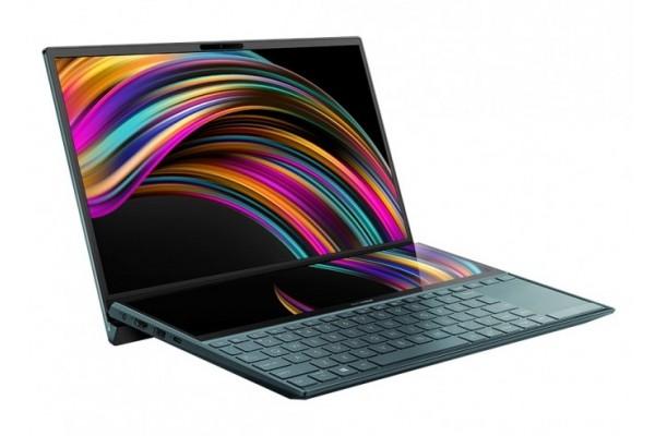 """Ноутбук Asus Zenbook Duo ScreenPad Plus 14"""" Intel Core i7-10510U/Intel UHD Graphics (8+512GB SSD)"""