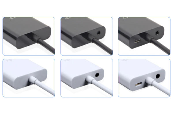 Адаптер HDMI на VGA