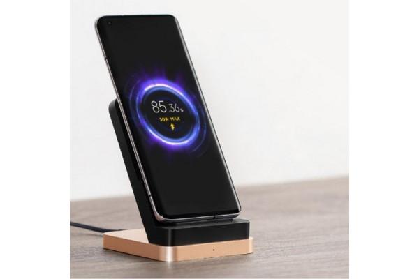 Беспроводное зарядное устройство Xiaomi Mi Wireless Charging Stand 55W