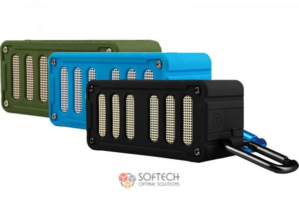 Портативная колонка Mifa F6 Outdoor Bluetooth Speaker