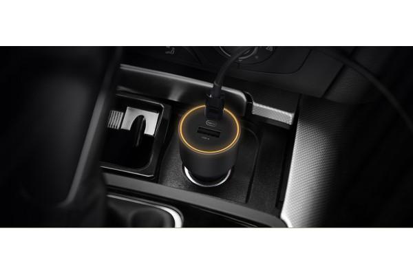 Автомобильное зарядное устройство Xiaomi Mi Car Charger 100W