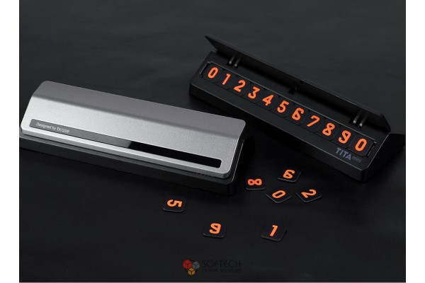 Наборная складная автовизитка Xiaomi Tita mini