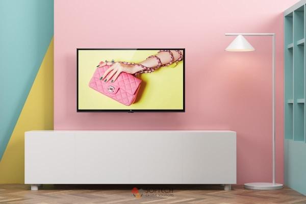 """Телевизор Xiaomi Mi TV 4a (2+8Гб) 65"""" (с русской прошивкой)"""