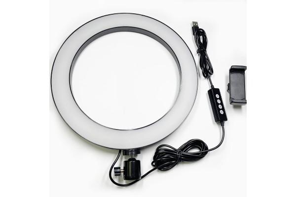 """Кольцевой светильник для селфи 10.5"""" (RK40)"""