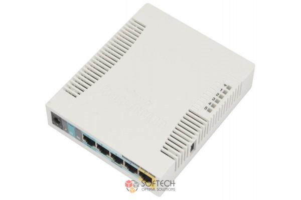 Роутер Wi-Fi MikroTik RB951Ui-2HnD