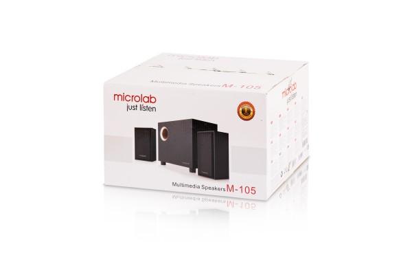 Компьютерные колонки Microlab M105
