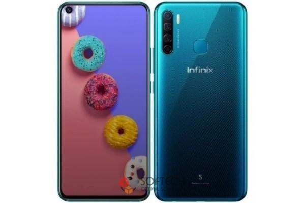 Смартфон Infinix S5 (6+128) EU