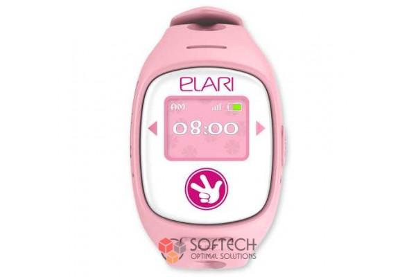 Детские часы с GPS трекером Elari FixiTime 2