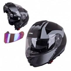 Шлем каска, с дополнительным визором ANDA Helmet
