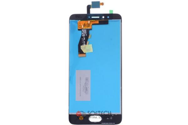 Сбор (сенсор+дисплей) Meizu M5s