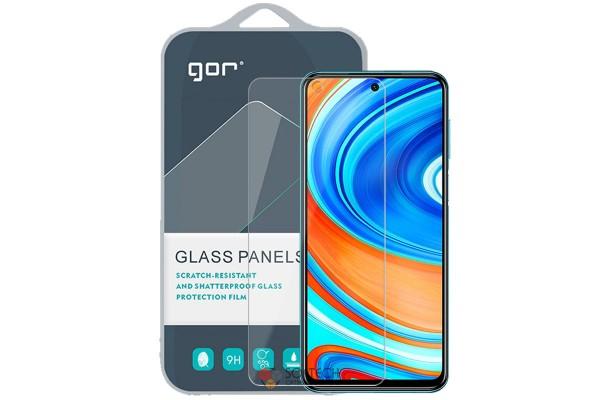 Защитное стекло GOR для Xiaomi Redmi Note 9S/Pro