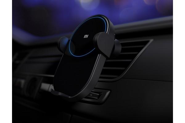 Беспроводное зарядное устройство для автомобиля Xiaomi Wireless Car Charger
