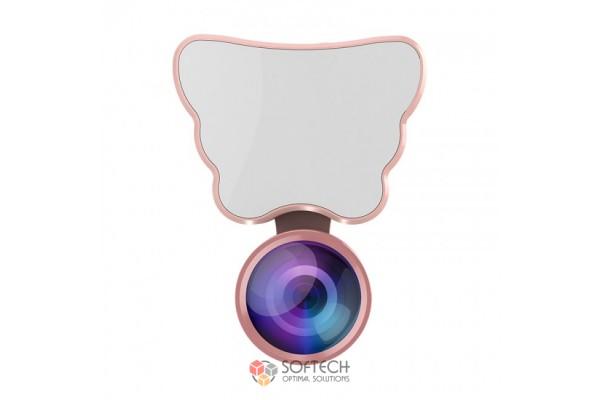 Светодиодный фонарик для селфи (RK28)