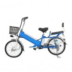 Электровелосипед с корзинкой 2 48V