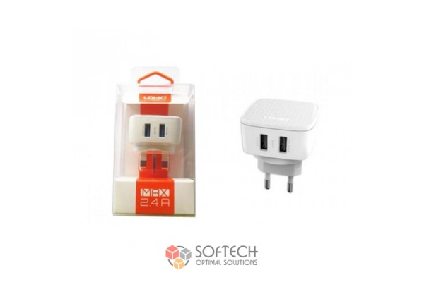 Зарядное устройство для смартфонов LDNIO DL-AC63-66