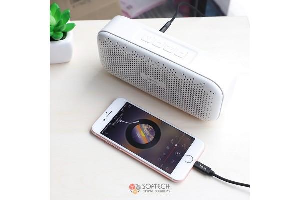 AUX кабель на iPhone HOCO UPA13