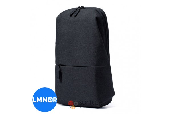 Рюкзак Mi multi-functional urban leisure chest Pack Dark Grey