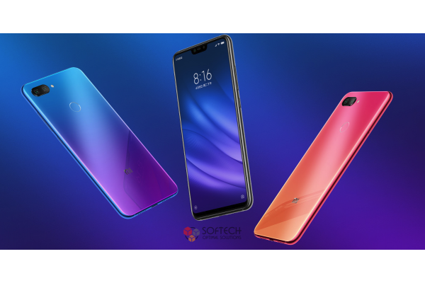 Смартфон Xiaomi Mi8 Lite (6+64)