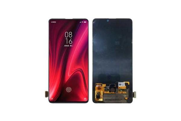 Сбор (сенсор+дисплей)  Xiaomi Mi9t c основой