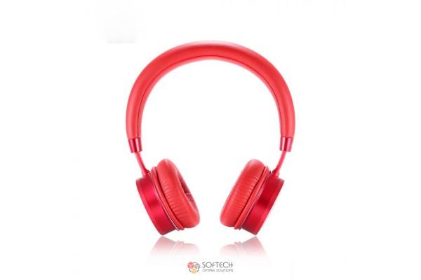 Bluetooth стерео-наушники Remax RB-520HB (Bluetooth, AUX, Mic)