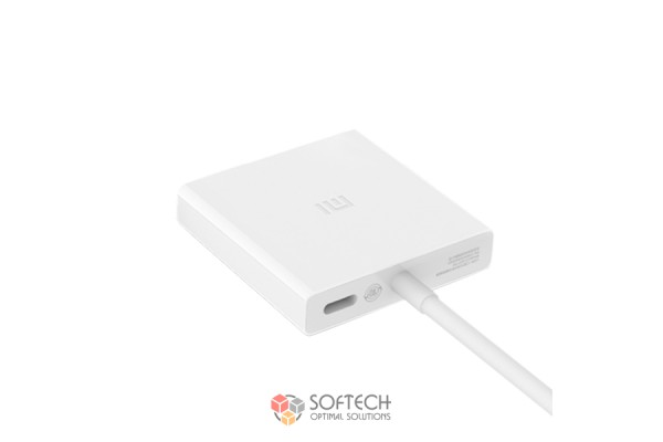 Адаптер Xiaomi USB Type C - HDMI (ZJQ01TM)