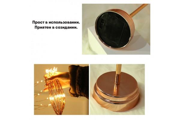 Светильник одуванчик