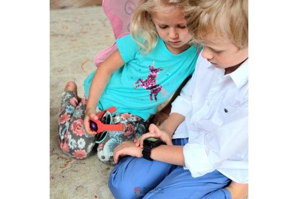 Детские часы с GPS трекером KidPhone 3G (голосовой поиск Алиса)
