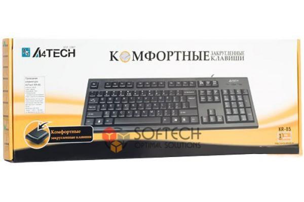Клавиатура A4Tech KR-85 USB