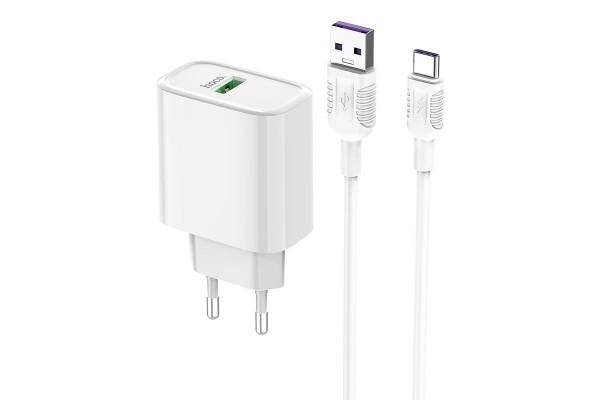 Зарядное устройство Hoco Type-C (C69A)