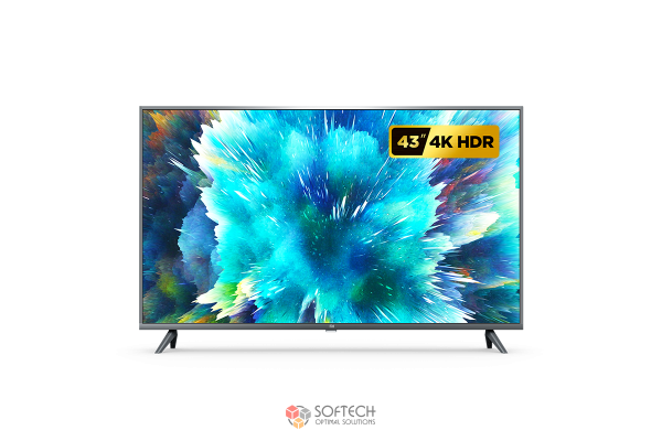 "Телевизор Xiaomi Mi LED TV 4s (2+8Гб) 43"" DVB-T2/DVB-C RU"
