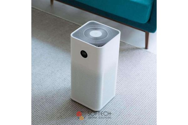Очиститель воздуха Xiaomi Mi Air Purifier 3С EU