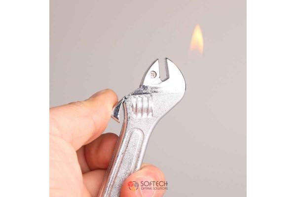Зажигалка Газовый ключ