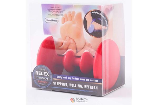 Ролик для массажа ног