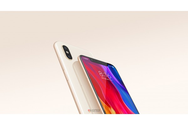 Смартфон Xiaomi Mi8 (6+128)