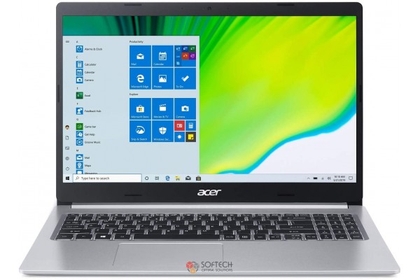 Ноутбук Acer Aspire 5 Slim A515-54-30BQ i3-8145U 8th Gen/Intel UHD Graphics 620 (4+128GB SSD)